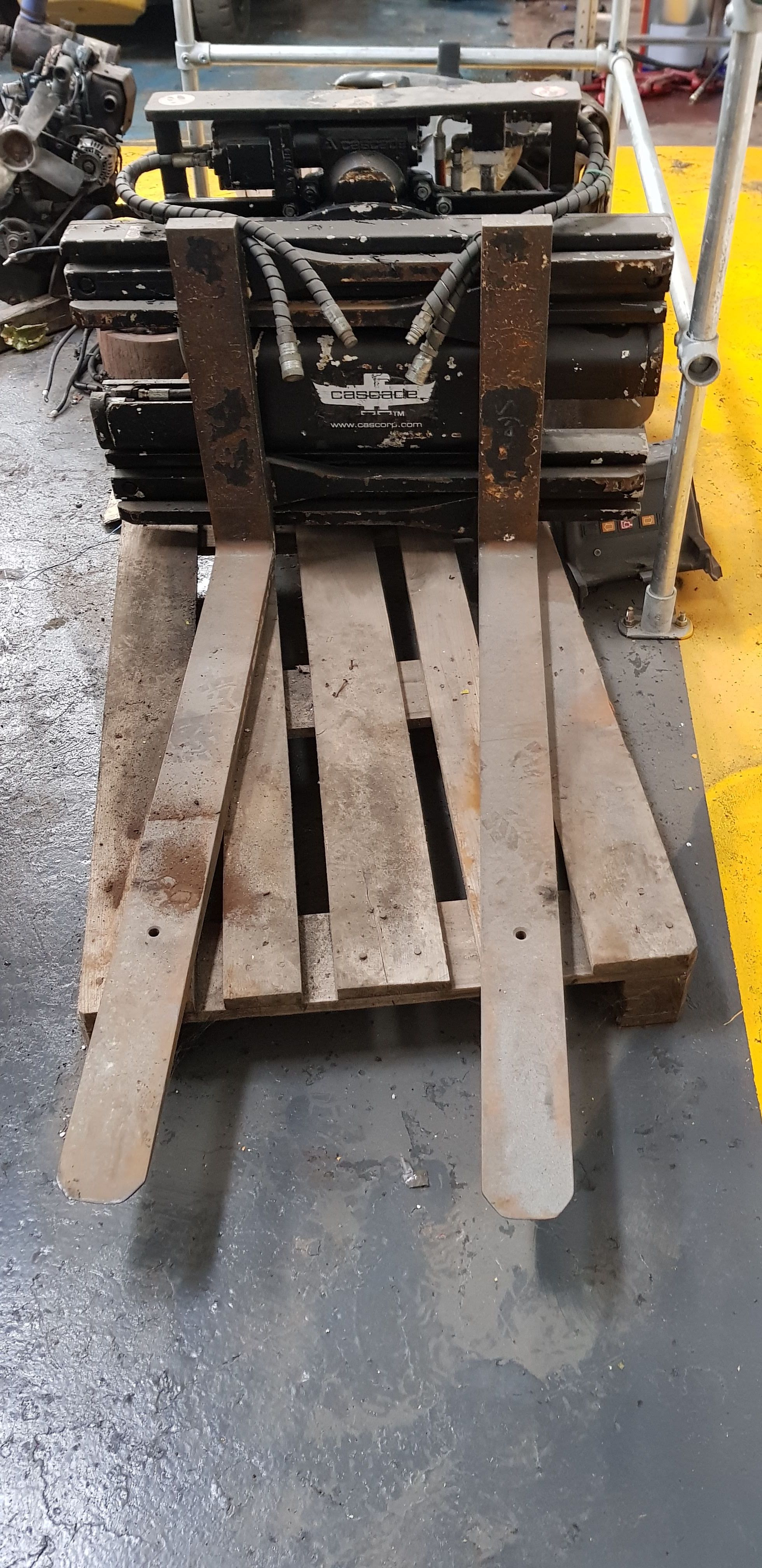 2 Ton Walk Behind Pallet Stacker Electric Forklift Price 1: Lift Truck Services